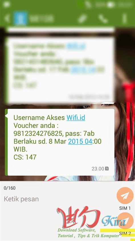Paket Wifi Id Unlimited cara daftar unlimited kuota wifi id telkom dengan pulsa telkomsel wd