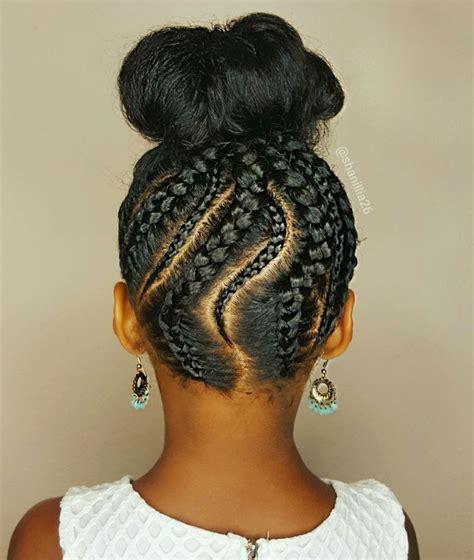 updos for natural hair for kids pinterest hairstyles for short natural hair for kids www imgkid
