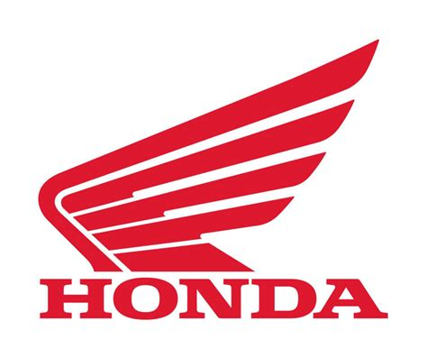 Honda Decals Honda Wings 115mm X 90mm Tank Stickers X 2