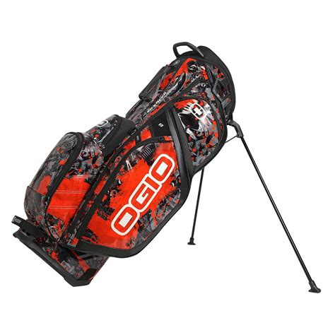 Limited Edition Roll N Go ogio 2015 rock roll silencer stand bag limited edition