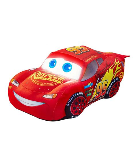 lightning mcqueen night l disney cars lightning mcqueen go glow soft pal night light