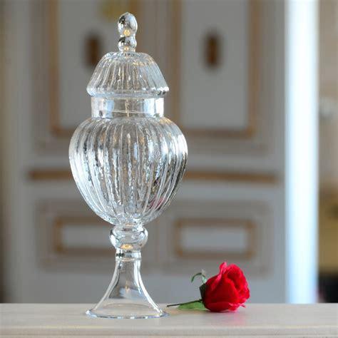 Handmade Jars - handmade glass jar with lid wholesale glass