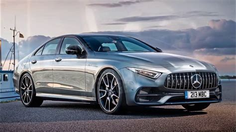 Mercedes 2019 Cls by Redesigned 2019 Mercedes Cls Teaser Before La Debut