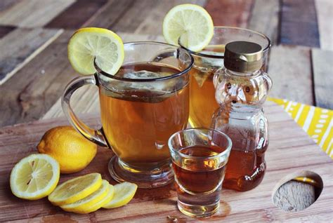 hot tea with whiskey