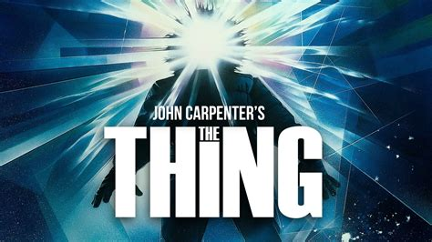 the thing the thing 1982 trailer recut