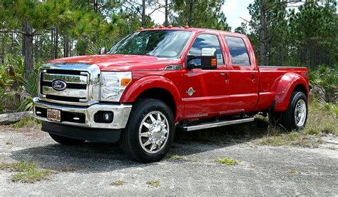 truck ford red 2012 ford f350 dual rear wheel not a f 150 yet red and a