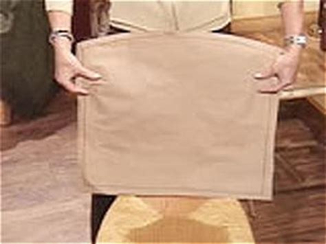 how to make a slipcover for a dining chair how to make a chair slipcover how tos diy