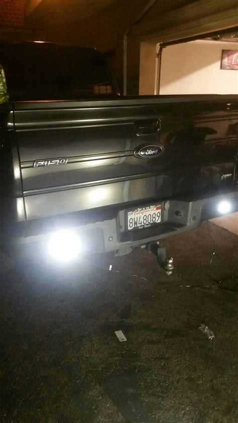 Led Lights For Bull Bar Cree Cube Led Lights An Smittybilt Bull Bar Page 2 Ford F150 Forum Community Of Ford Truck