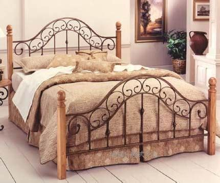 rust bed buy san marco hotel beds rust metal and iron bed wood bed