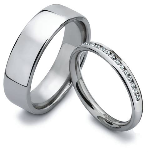Wedding Bands His And Hers by Hit Or Miss His And Hers Wedding Bands Wedding And