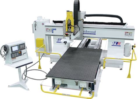 northwood 3 axis moving table cnc machining centers