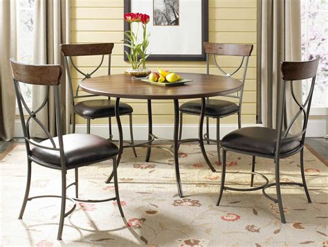 hillsdale cameron dining table hillsdale cameron dining table hd 4671dtb at