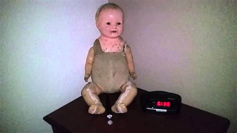 annabelle doll hoax harold the haunted doll this doll is cursed the