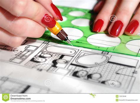 draftsman royalty  stock  image
