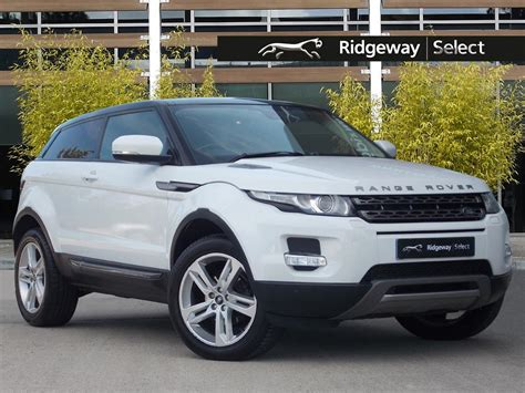 range rover evoque pure tech used 2013 land rover range rover evoque sd4 pure tech for