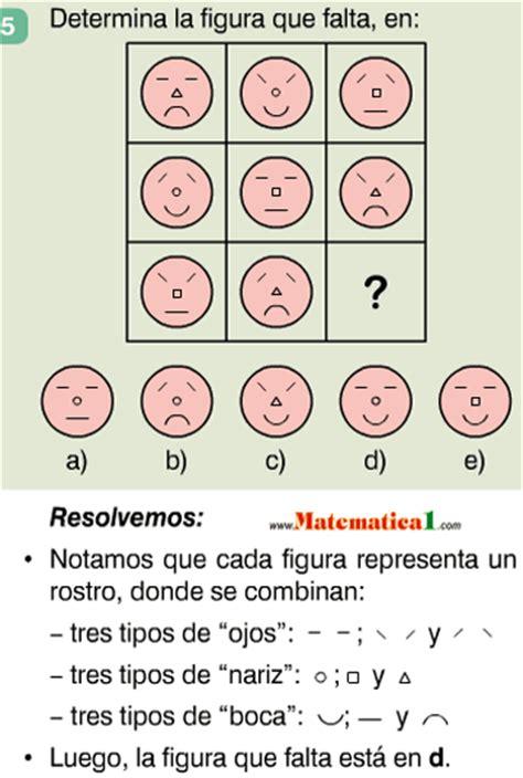 imagenes de sucesiones figurativas matematica1 com secuencias de figuras ejercicios resueltos