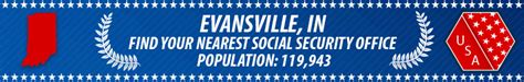 Social Security Office In Evansville Indiana evansville in social security offices ssa offices in evansville indiana