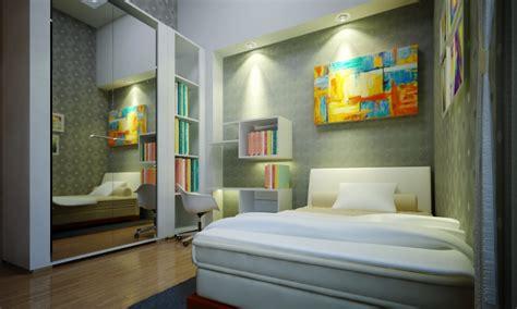 desain kamar remaja putri jasa desain interior minimalis di banjarmasin grow up