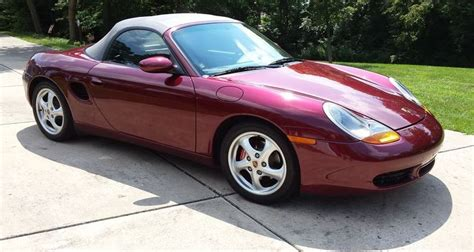 how much is a porsche panorama 1999 boxster with 3 4 liter 996 conversion featured in
