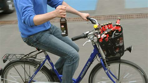 Promillegrenze Auto Deutschland by Promillegrenze F 252 R Radler Betrunken Aufs Fahrrad Damit