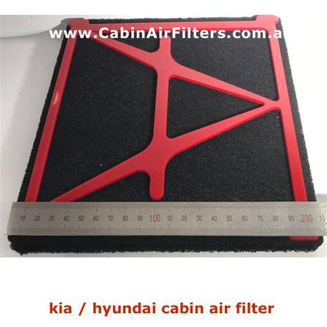 cabin air filters kia sorento cabin air filter 2009 2016