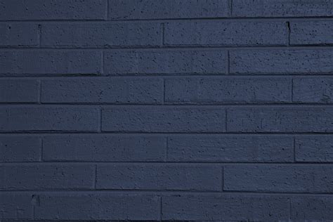 dark blue gray paint gray blue painted brick wall texture picture free