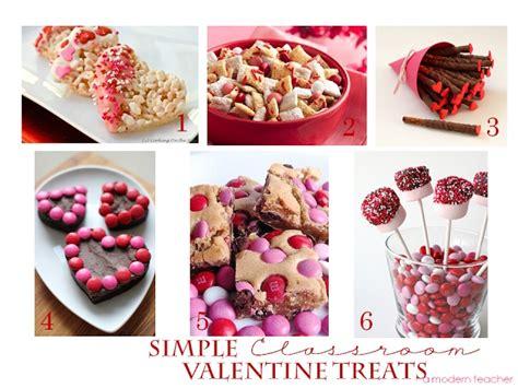 easy valentines treats easy classroom treats valentines day