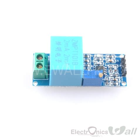 Kr08194 Zmpt101b Ac Voltage Sensor Module home products electronics breakout boards and modules
