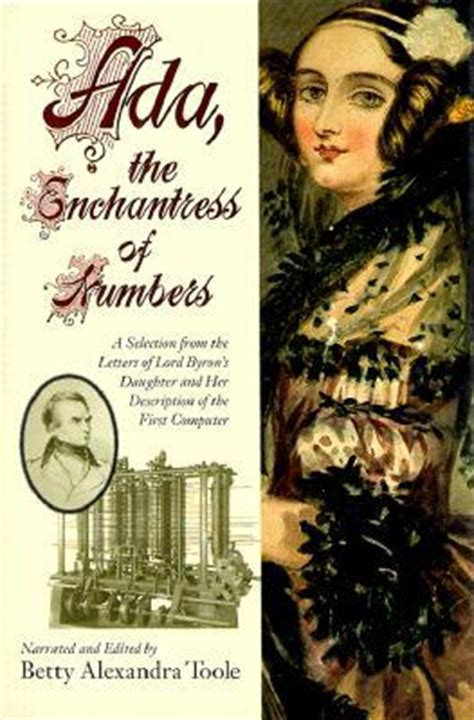 enchantress of numbers a novel of ada ada the enchantress of numbers a selection from the