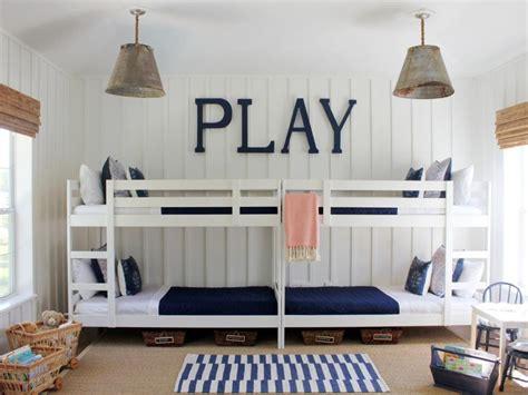 room bunk beds 45 stylish bunk beds hgtv