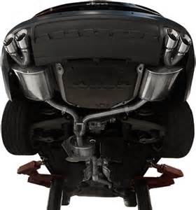 Audi A4 Apr Exhaust System B8 Undercarriage Trim