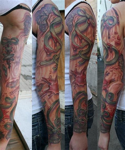 random sleeve tattoo the gallery for gt random sleeve