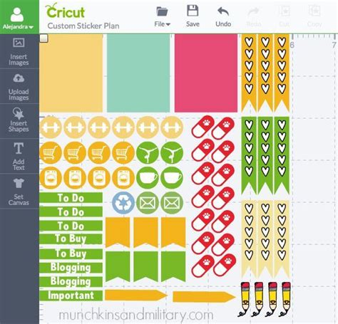 printable stickers cricut 201 best all things planner images on pinterest