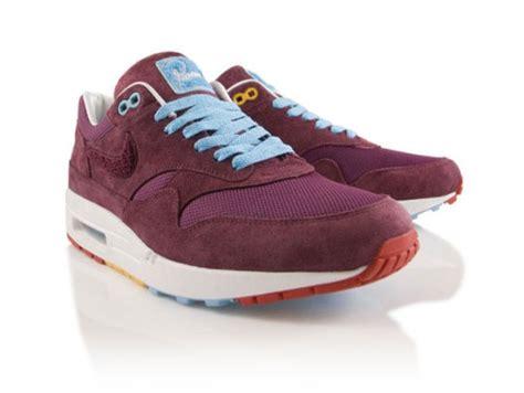 Nike Airmax1 Zero parra x nike air max 1 tier zero le site de la sneaker