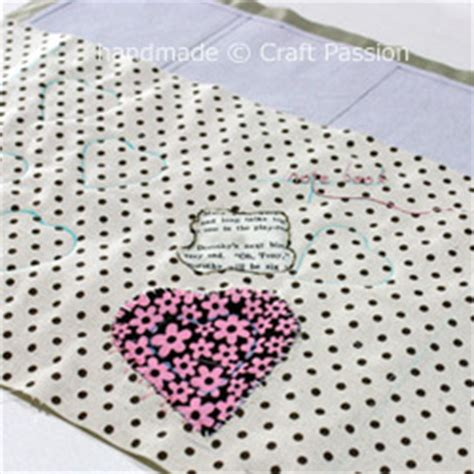 pattern making notes note book cover free sewing pattern craft passion