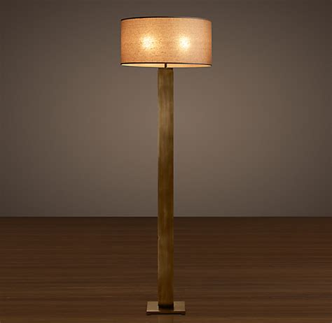 Squarecolumn Floor Lamp