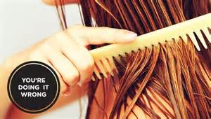 how to properly brush your hair hair styling tips best