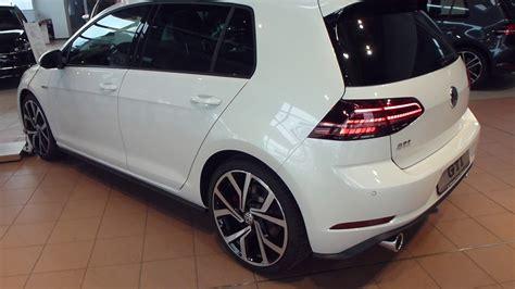 volkswagen tsi vs gti 2017 vw golf gti 2 0 tsi exterior interior 230 hp 250 km