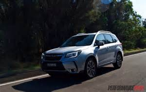 Subaru Forester 2016 2016 Subaru Forester Xt Premium Review