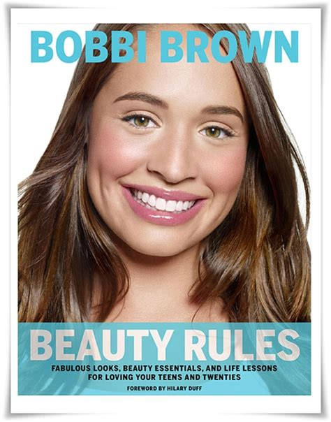 bobbi brown beauty rules bobbi brown beauty rules book musings of a muse