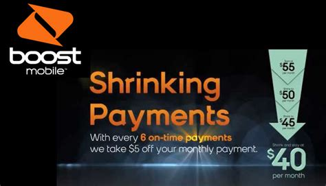 boost mobile pay bill by phone boost mobile s shrinking payments keep your wallet