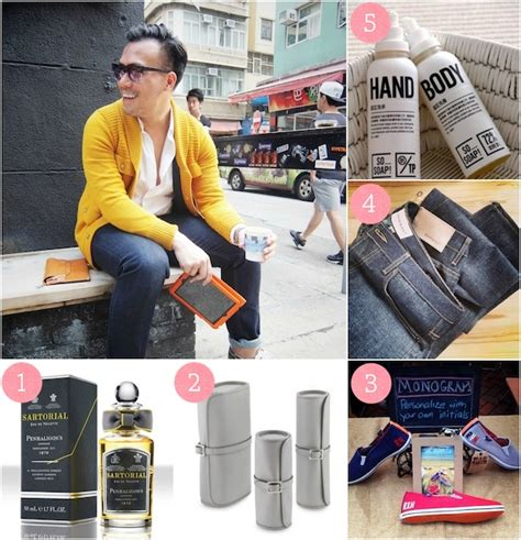 Fab Gift Guide All The Dudes by Sassy S Ultimate Gift Guide For Guys 2013 Sassy Hong Kong