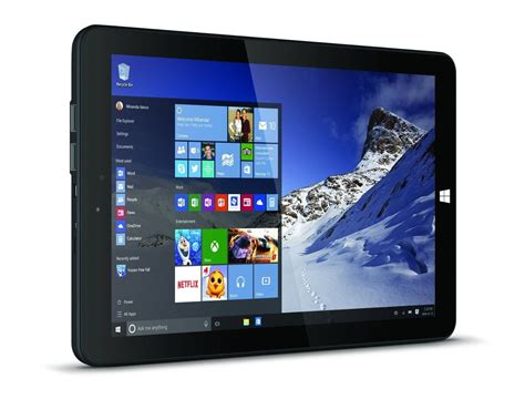 Tablet Evercoss Intel Atom linx 1010b 10 1 quot 2 in 1 tablet with keyboard intel atom 2gb ram 32gb windows 10 ebay