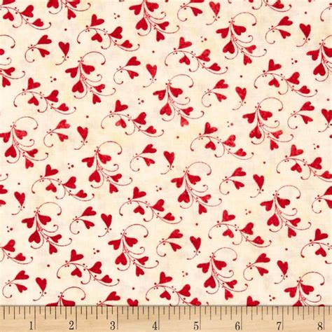 Heart Strings Small Hearts Cream   Discount Designer
