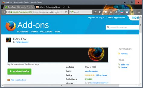 firefox live themes mozilla reveals plan for themes in firefox browser engine