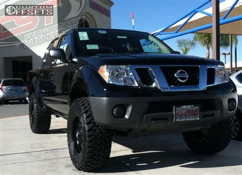 2015 nissan frontier custom wheel offset 2015 nissan frontier slightly aggressive