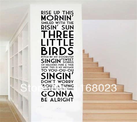 quotes sayings wall decor quotesgram bob marley quotes wall art quotesgram
