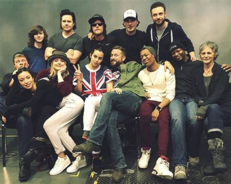 walking dead cast list march 2016 the walking dead cast at walker stalker con london on