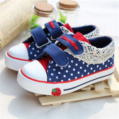 hello running shoes children canvas breathable sneakers basketball