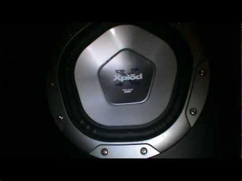 Speaker Aktif Sony Xplod sony xplod 10 quot subwoofer bass test 800w flexing with 360watt